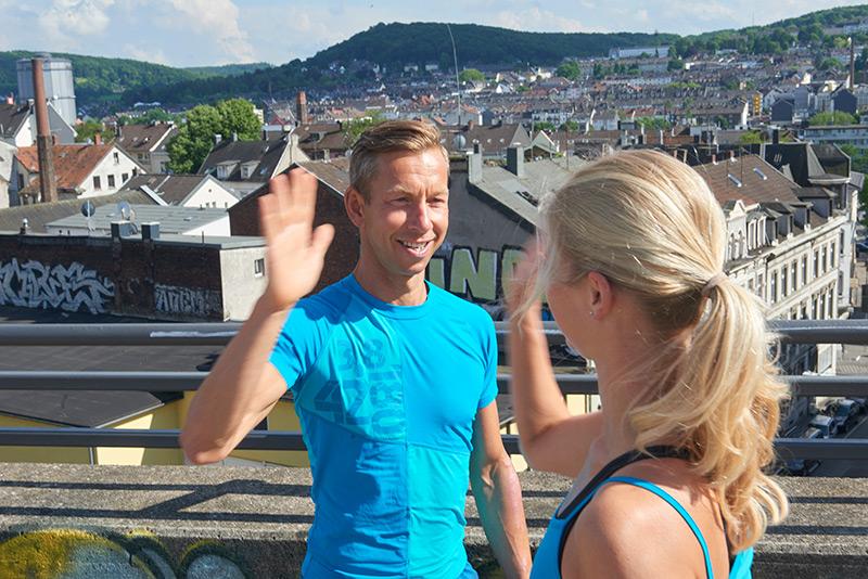 Yeah!Sport Wuppertal - unsere Firmenfitness Referenzen
