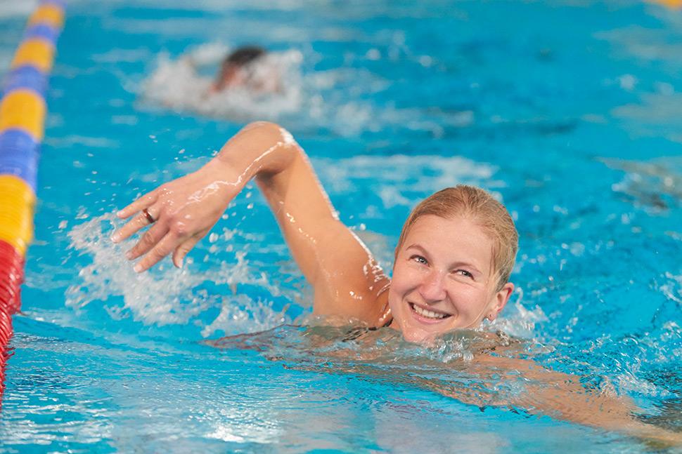 YEAH!SPORT Personal Trainer Melanie Lüdorf