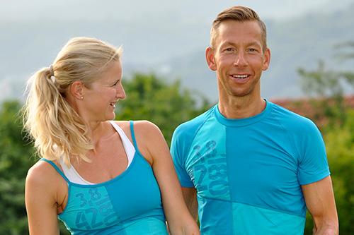 Melanie Lüdorf und Stavro Petri bieten Personal Training in Wuppertal