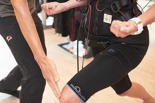 Effektives EMS Personal Training
