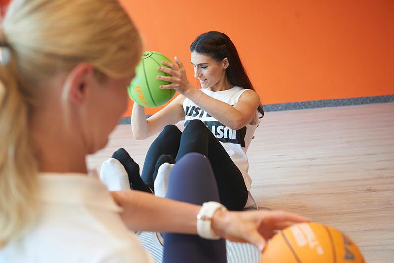 Athletiktraining kombiniert unterschiedliche Belastungsreize