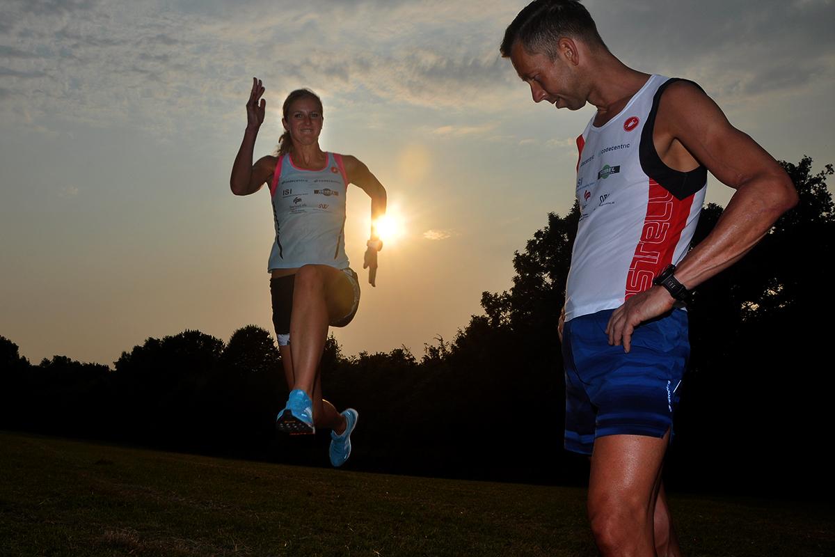 YEAH!Sport Laufstilanalyse beim Triathlontraining
