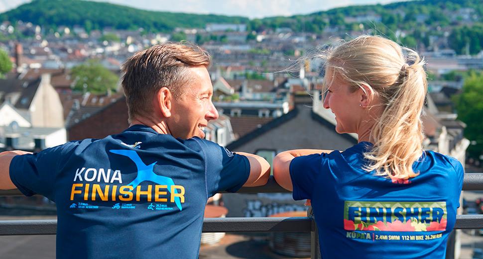 Werden Sie Finisher mit YEAH!SPORT Triathlon Training