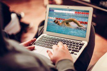YEAH!Sport Online Video Schwimm- und Laufstilanalyse